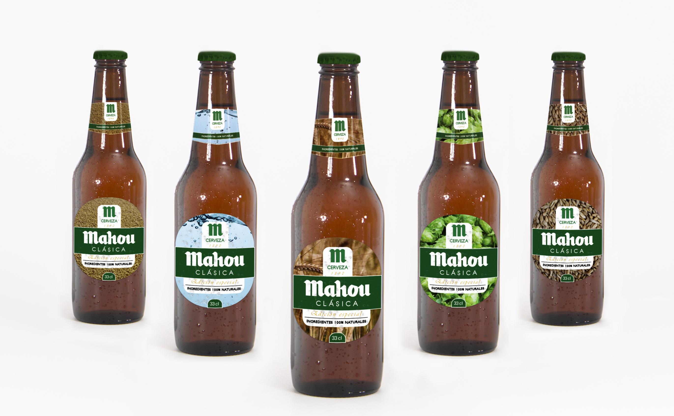 Front bottles