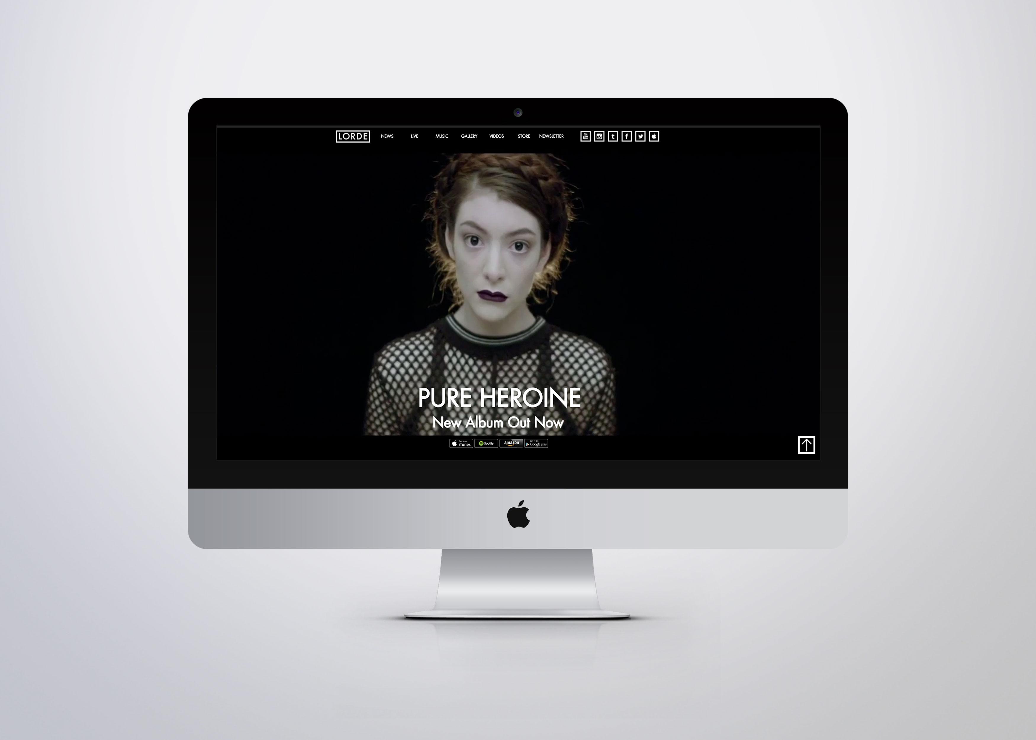 Web Lorde