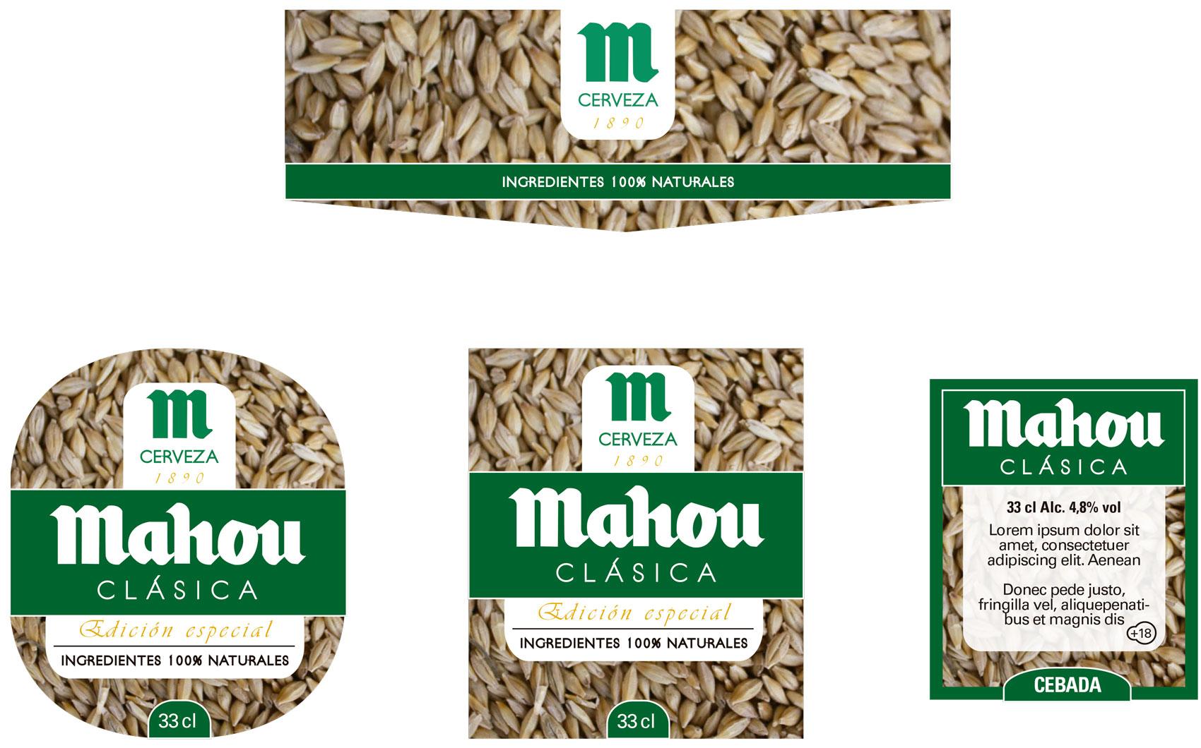 Barley labels