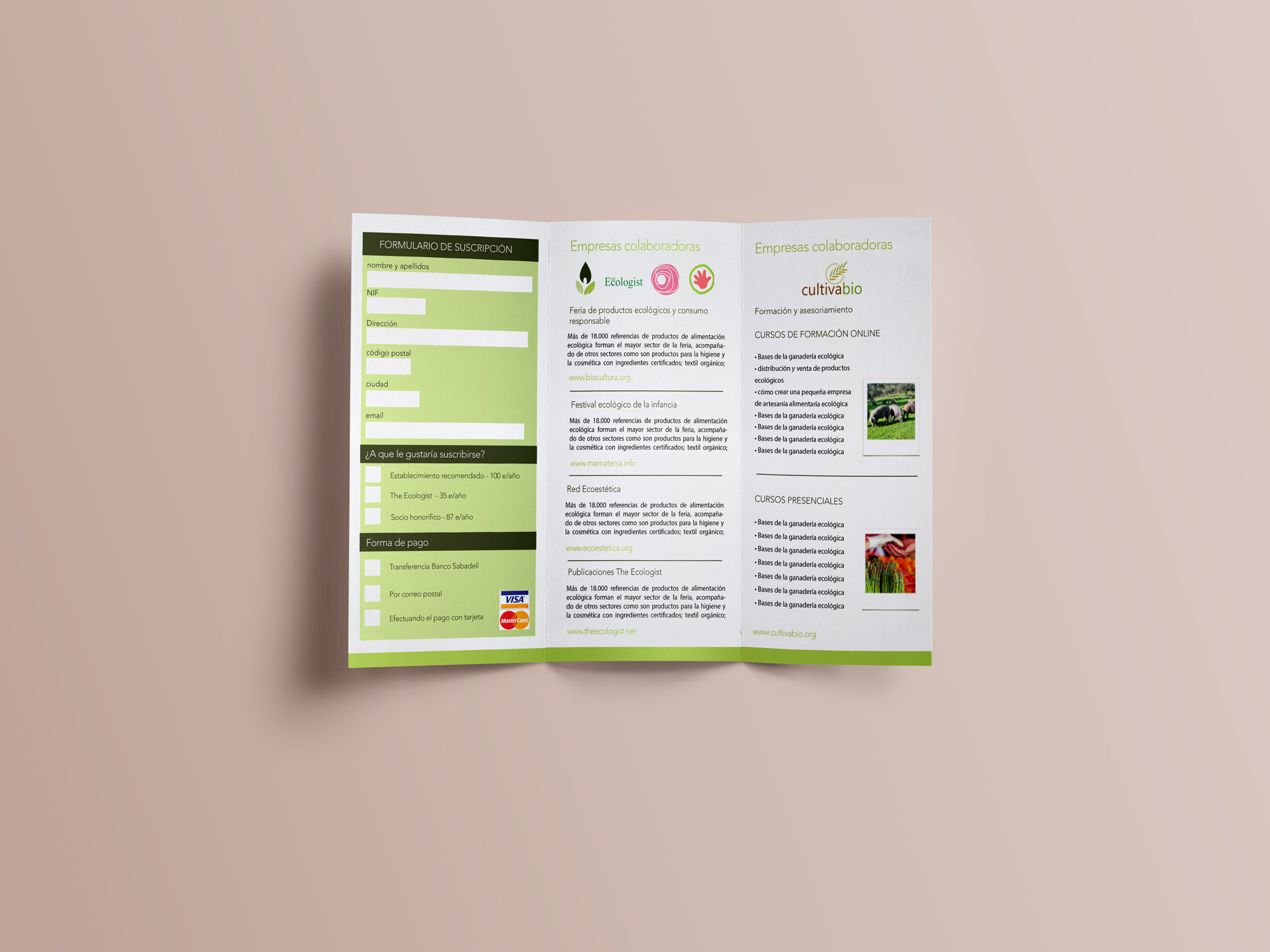 Biocultura Brochure Inside