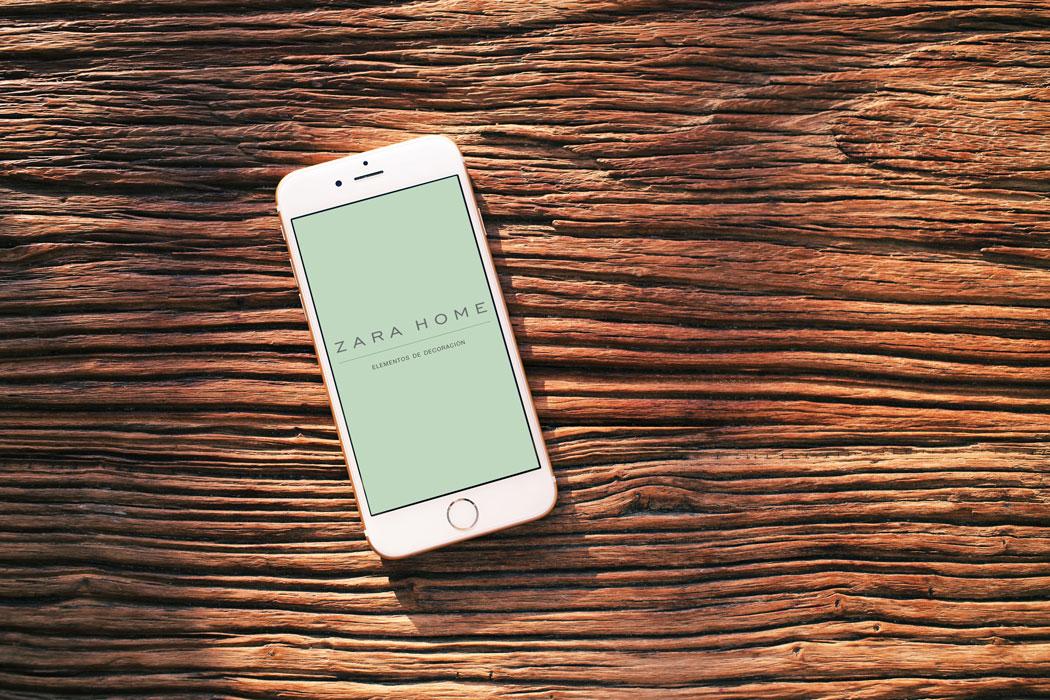 App Zara Home